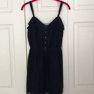 NWT! Abercrombie Blue Dress